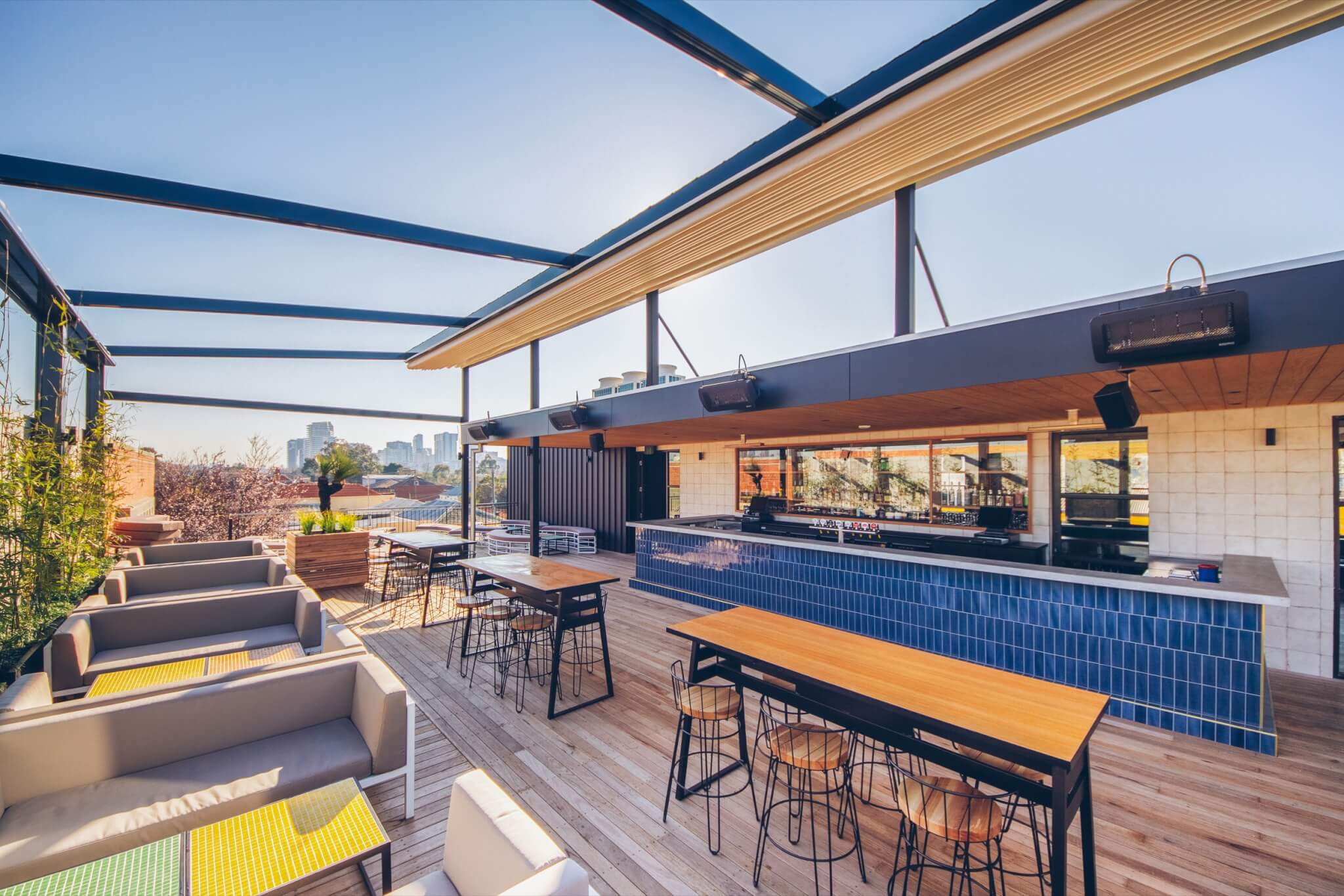 The Osborne Rooftop & Bar