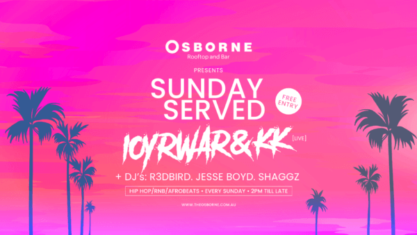 Sunday Served - Osborne Rooftop