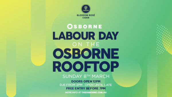Labour Day Event - The Osborne Rooftop